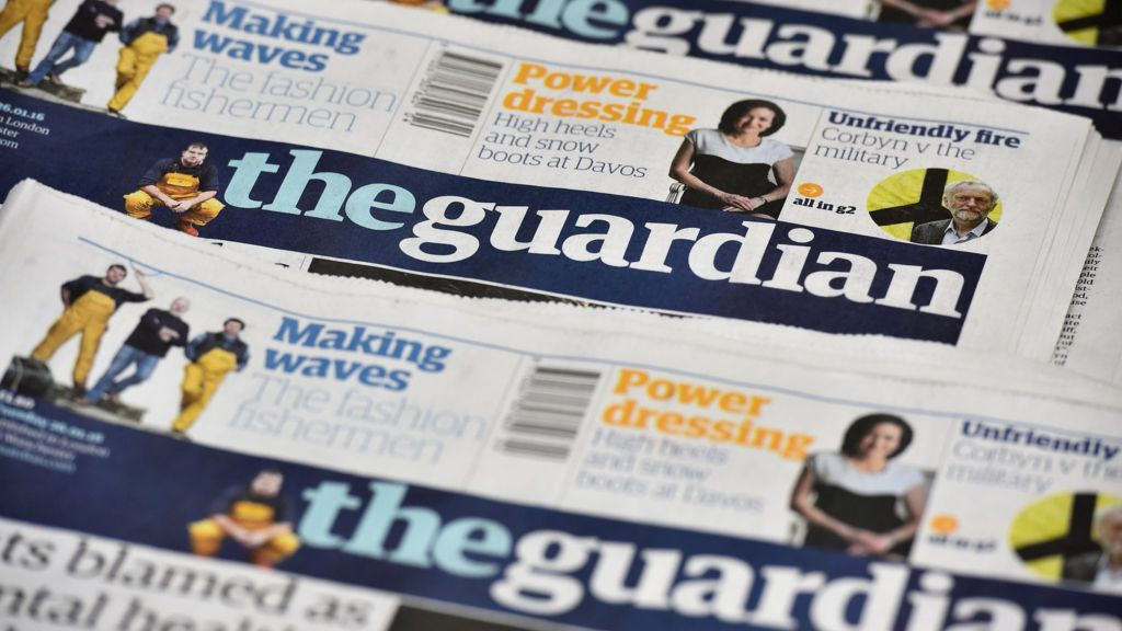 The Guardian becomes B Corp to make a digital transformation