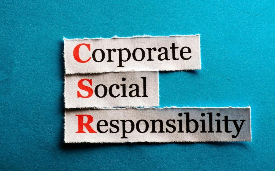 Why Does Corporate Social Responsibility Matter? An Overview