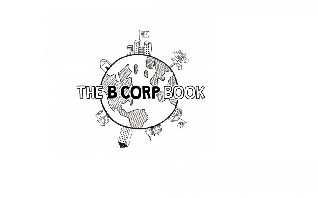 Michael Norton, the pioneering UK social innovator, share the B Corp Book with B Lab (HK & Macau) to publish online
