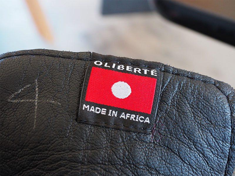 良心鞋廠打造非洲意國鞋都