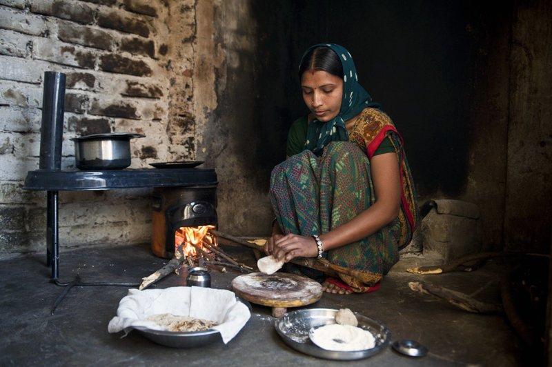潔淨爐灶 拯救百萬人
