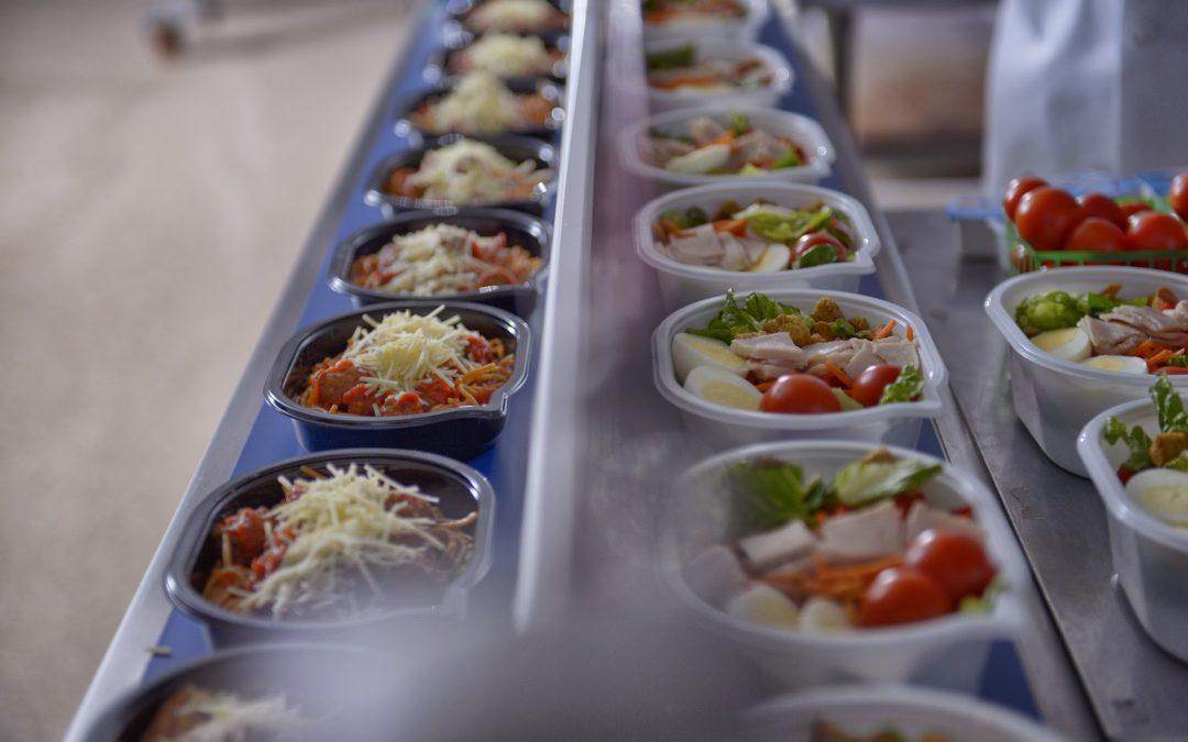 學童餐單自決 掀美國飲食革命