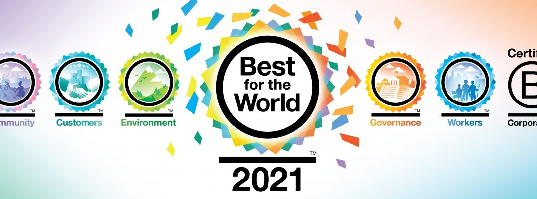 PIE Strategy Named as the Best for the World™ 2021